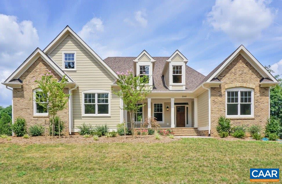 Single Family Home for Sale at 5949 WESTHALL Drive 5949 WESTHALL Drive Crozet, Virginia 22932 United States