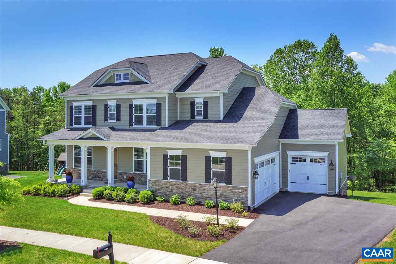 Single Family Home for Sale at 6628 WELBOURNE Lane 6628 WELBOURNE Lane Crozet, Virginia 22932 United States