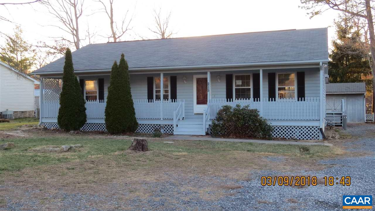 home for sale , MLS #573101, 215 Cooper Dr