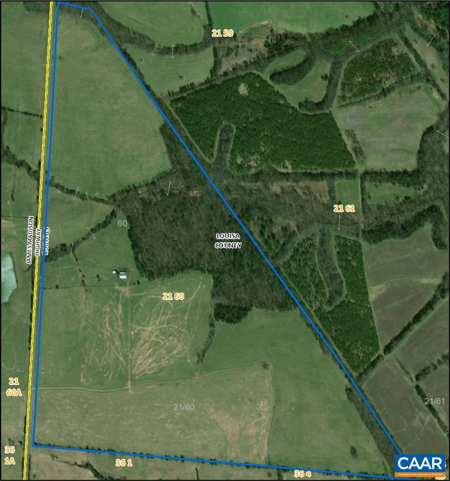 land for sale , MLS #574446,  James Madison Hwy
