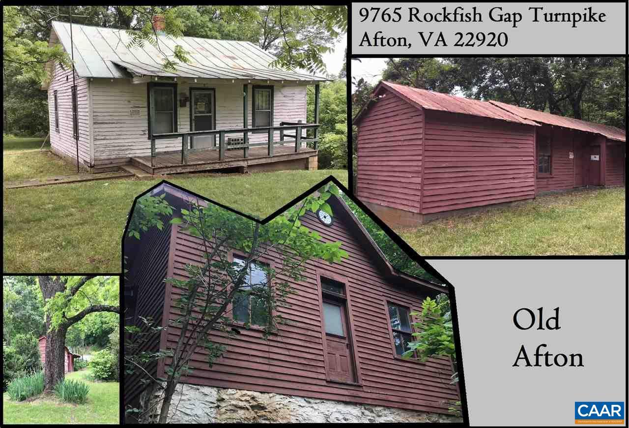 home for sale , MLS #577113, 9765 Rockfish Gap Tpke