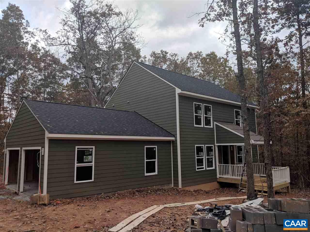 home for sale , MLS #577756, lot 7 Paynes Mill Rd