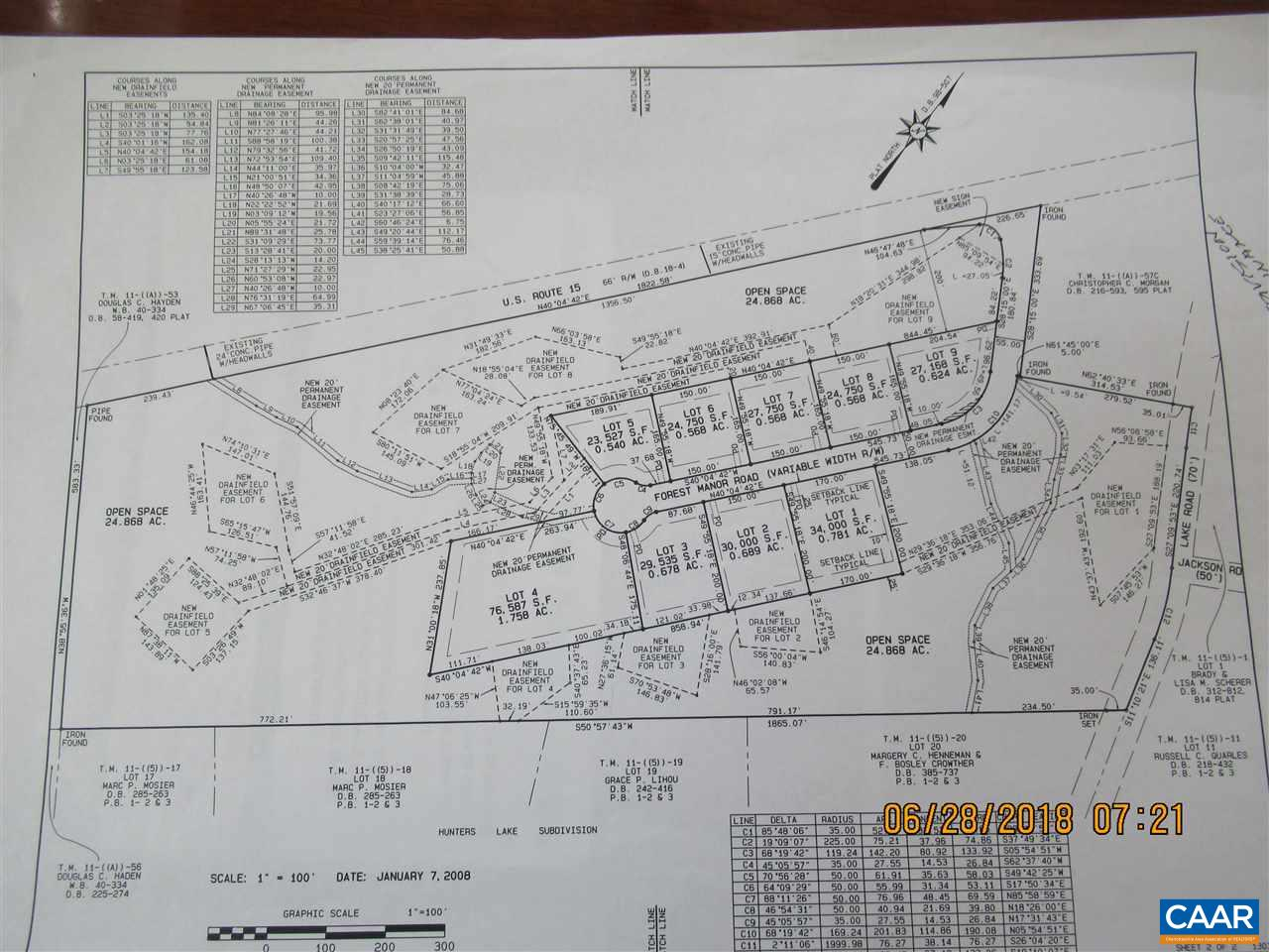 land for sale , MLS #578483, 10 James Madison Hwy