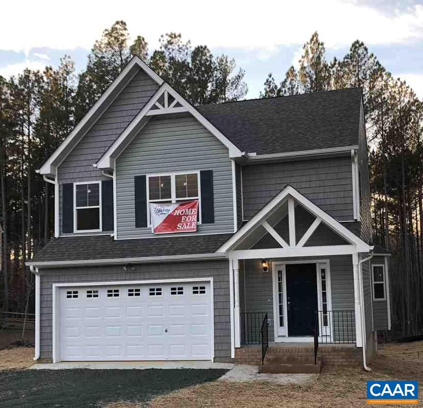 home for sale , MLS #579212, Lot 17 Cunningham Meadows Dr