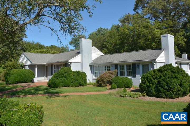 home for sale , MLS #580484, 5899 Gordonsville Rd