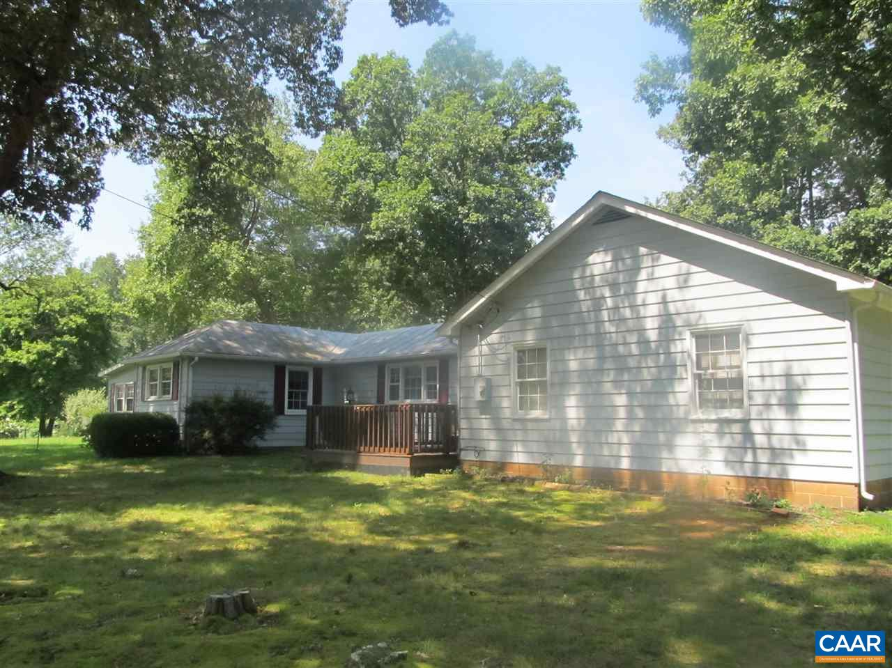 home for sale , MLS #580521, 17865 James Madison Hwy