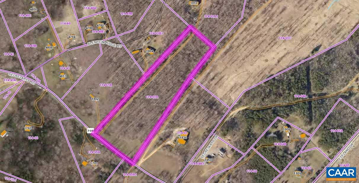 land for sale , MLS #581238, 0 Secretarys Rd