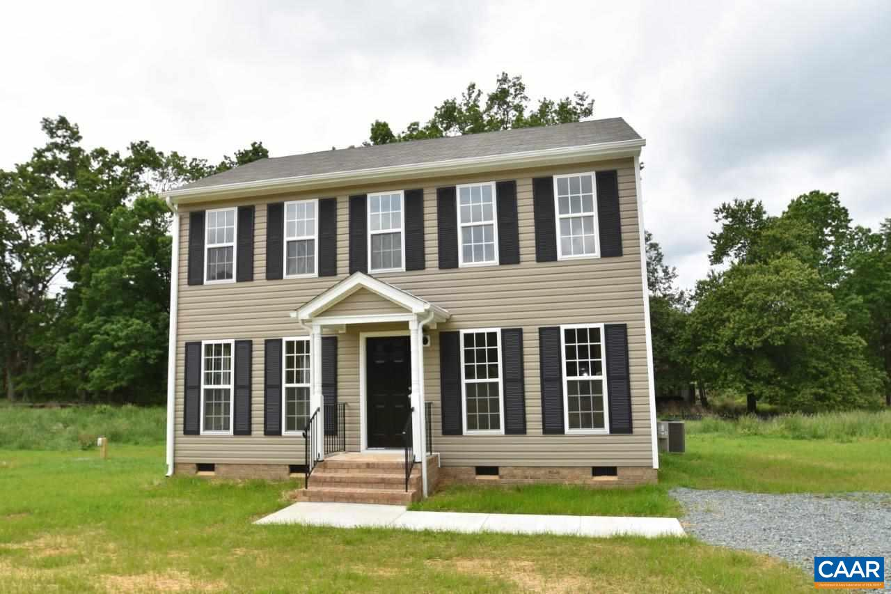 home for sale , MLS #581628, 455 Old Louisa Rd