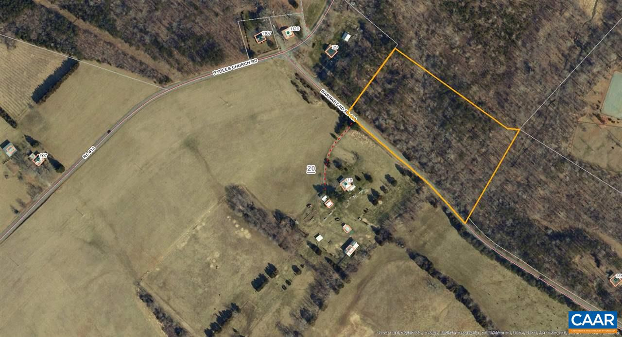 land for sale , MLS #581728, 0 Barnaby Rd
