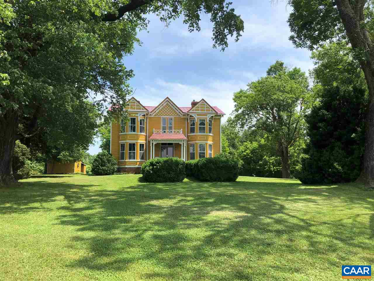 home for sale , MLS #586997, 4132 Jack Jouett Rd