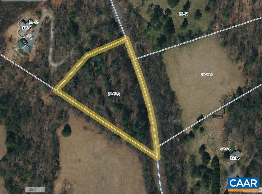 land for sale , MLS #587103, 3352 Free Union Rd