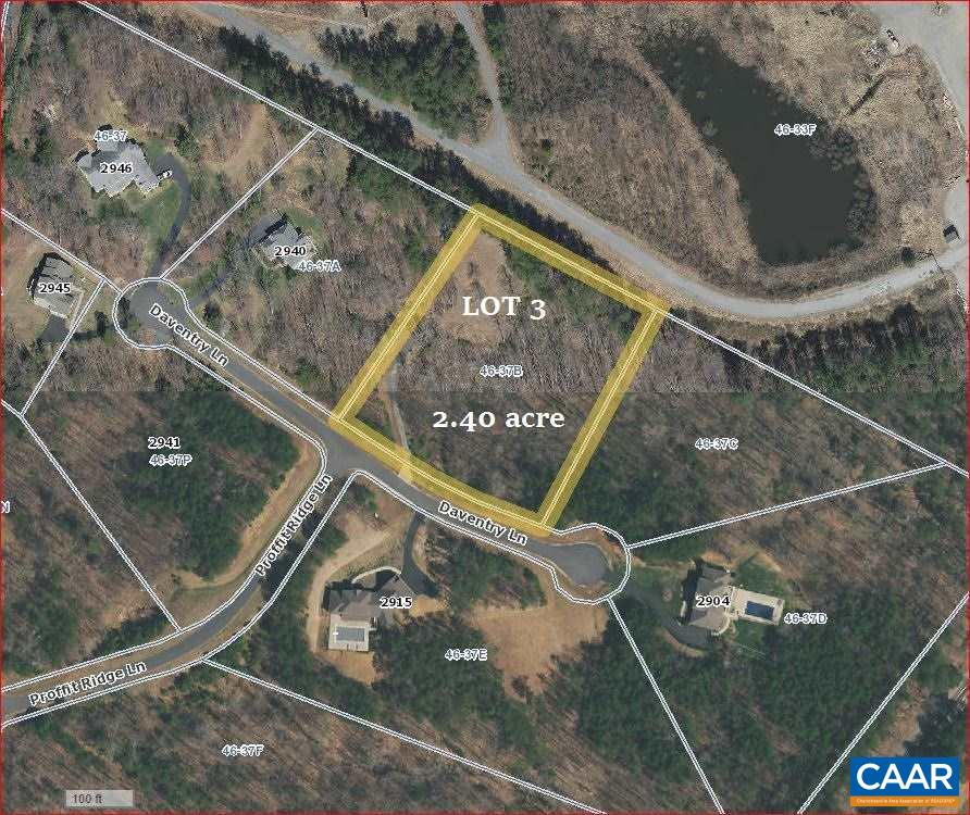 land for sale , MLS #589080, 3 Daventry Ln