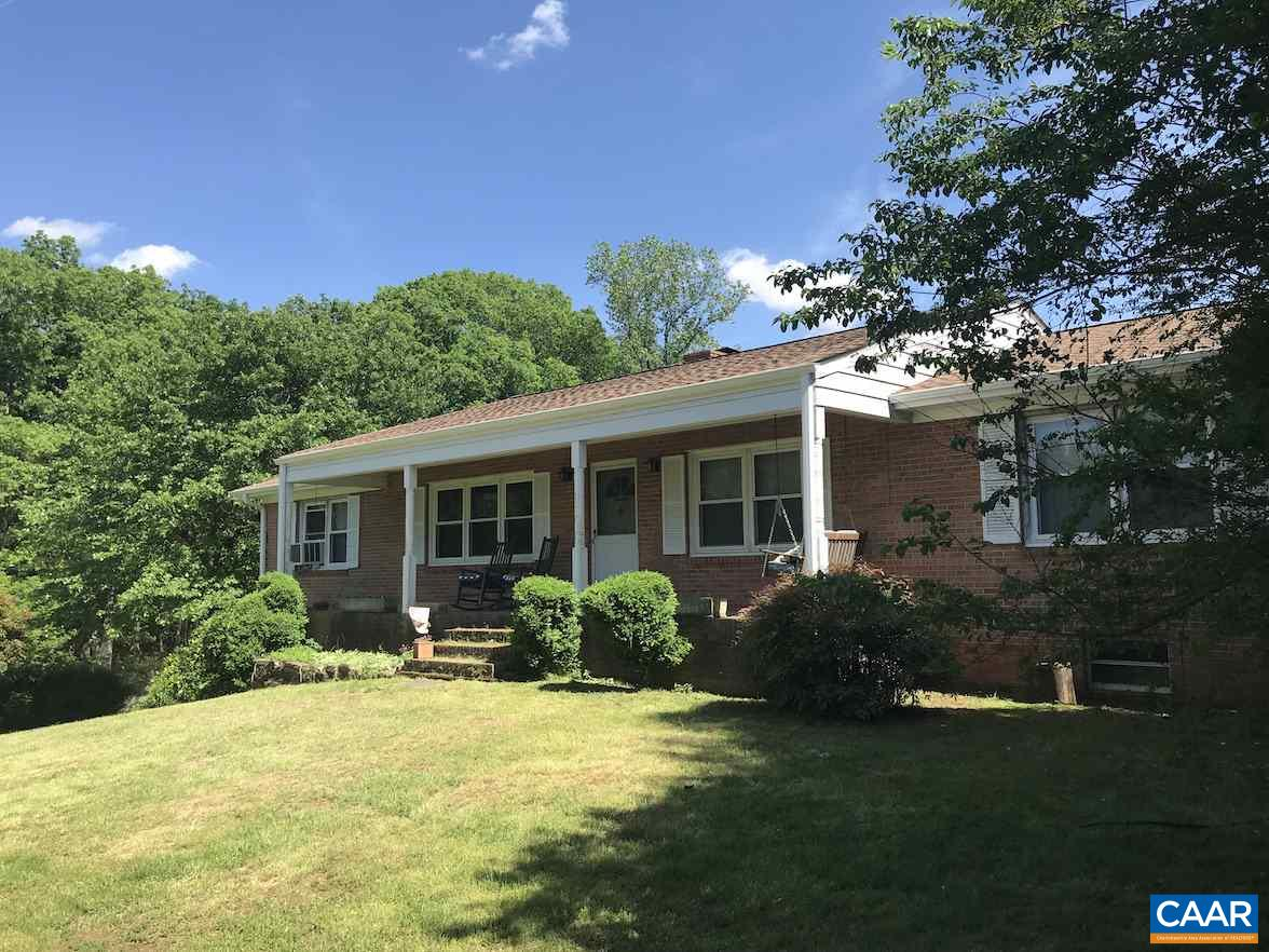 home for sale , MLS #590337, 6625 Gordonsville Rd