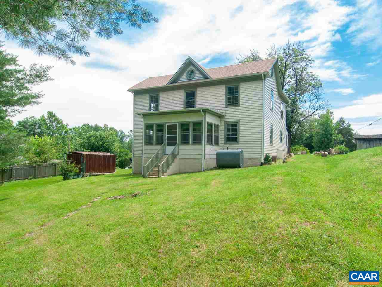 home for sale , MLS #599384, 6138 Rockfish River Rd
