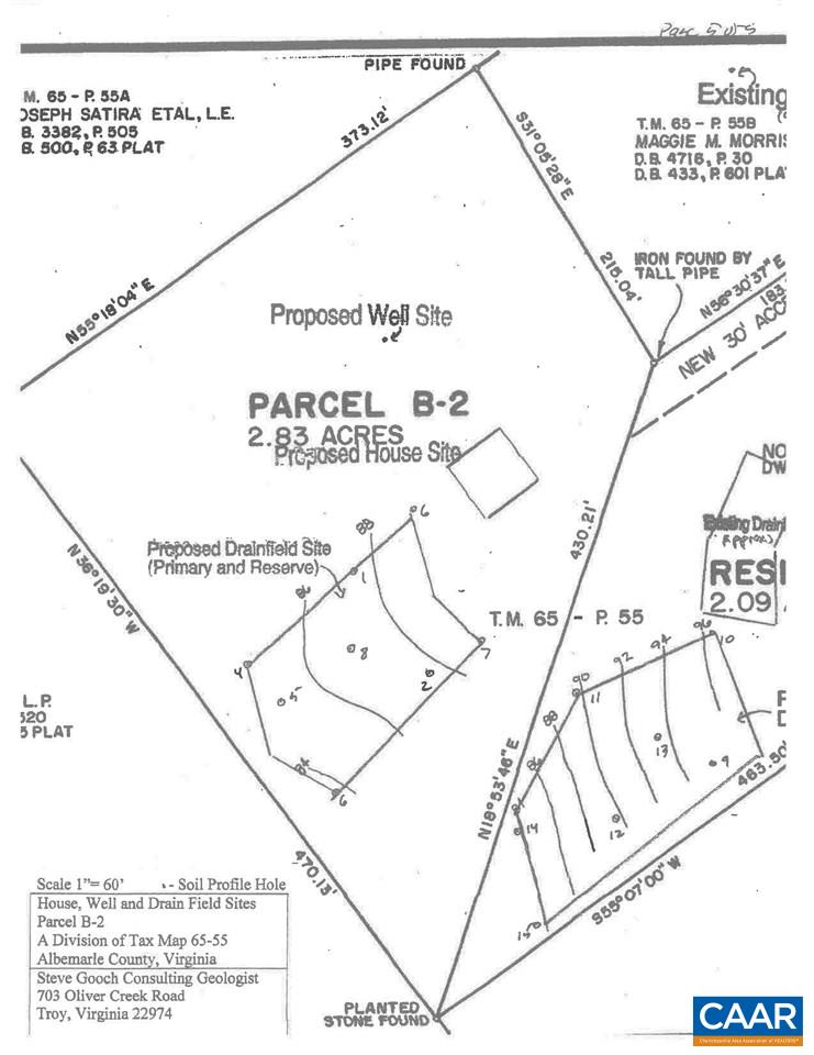 2.83 acres MAXFIELD RD