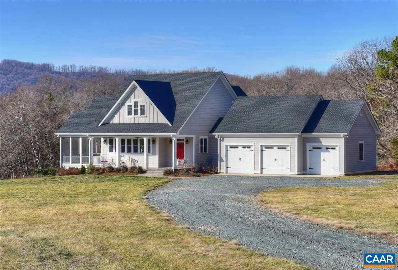 home for sale , MLS #600370, 7720 Gordonsville Rd