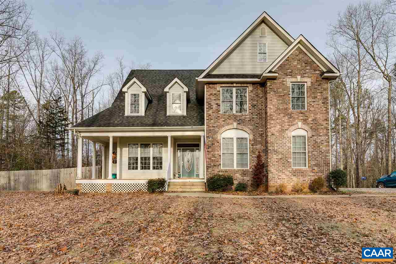 home for sale , MLS #600679, 4240 Hadensville Farm Rd