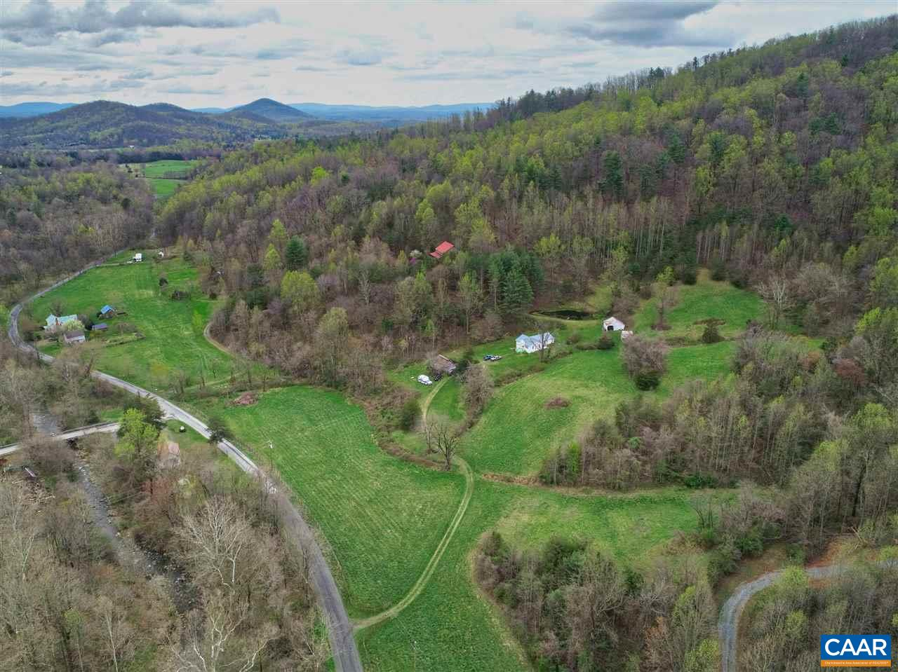 land for sale , MLS #602432, 0 Simmons Gap Rd