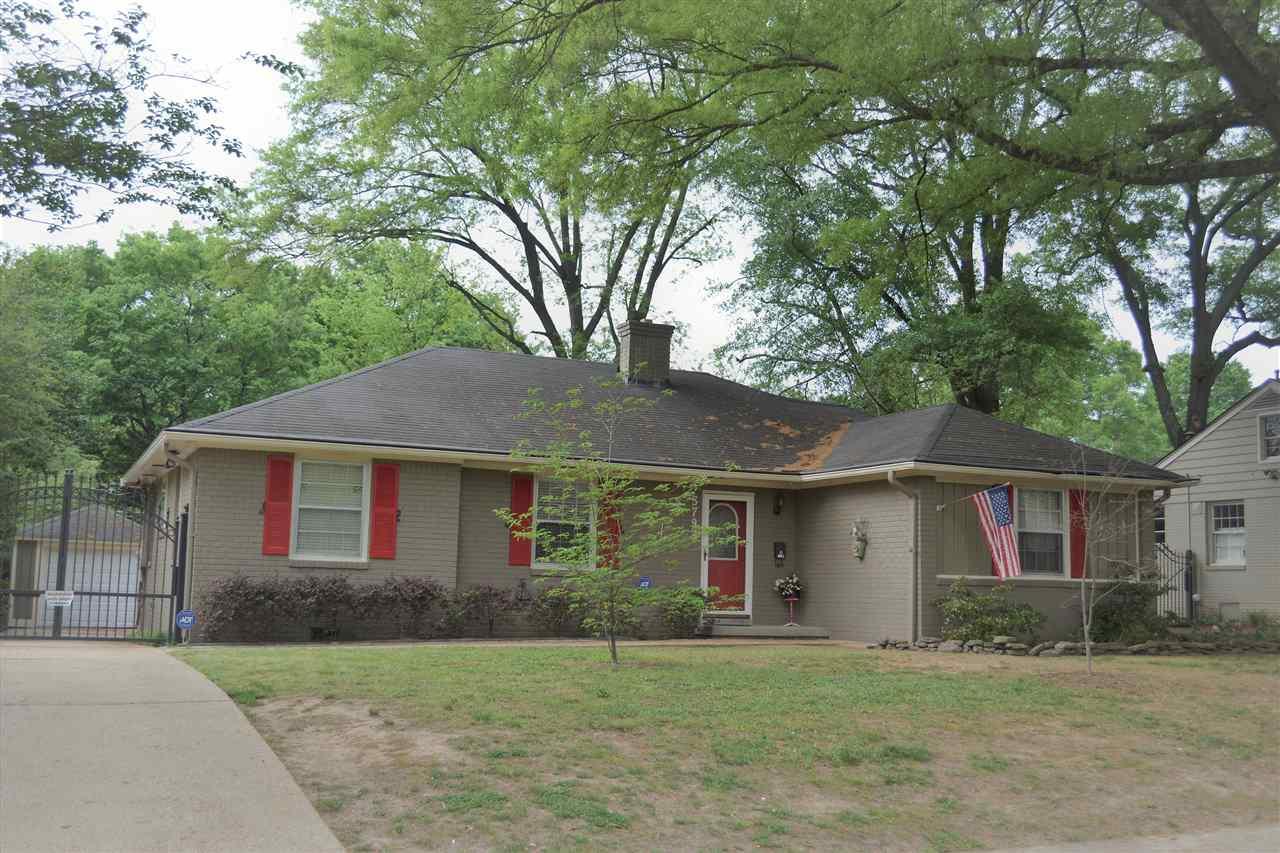3793 Waynoka Memphis, TN 38111 - MLS #: 10000200