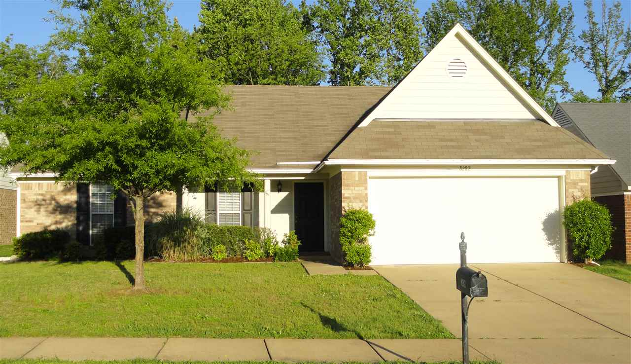 8282 PARK PIKE DR, Southaven, MS 38671