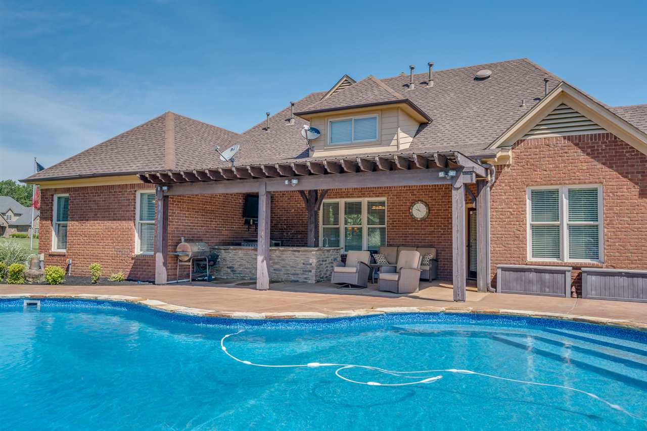 215 Meadow Ridge Arlington, TN 38002 - MLS #: 10001642