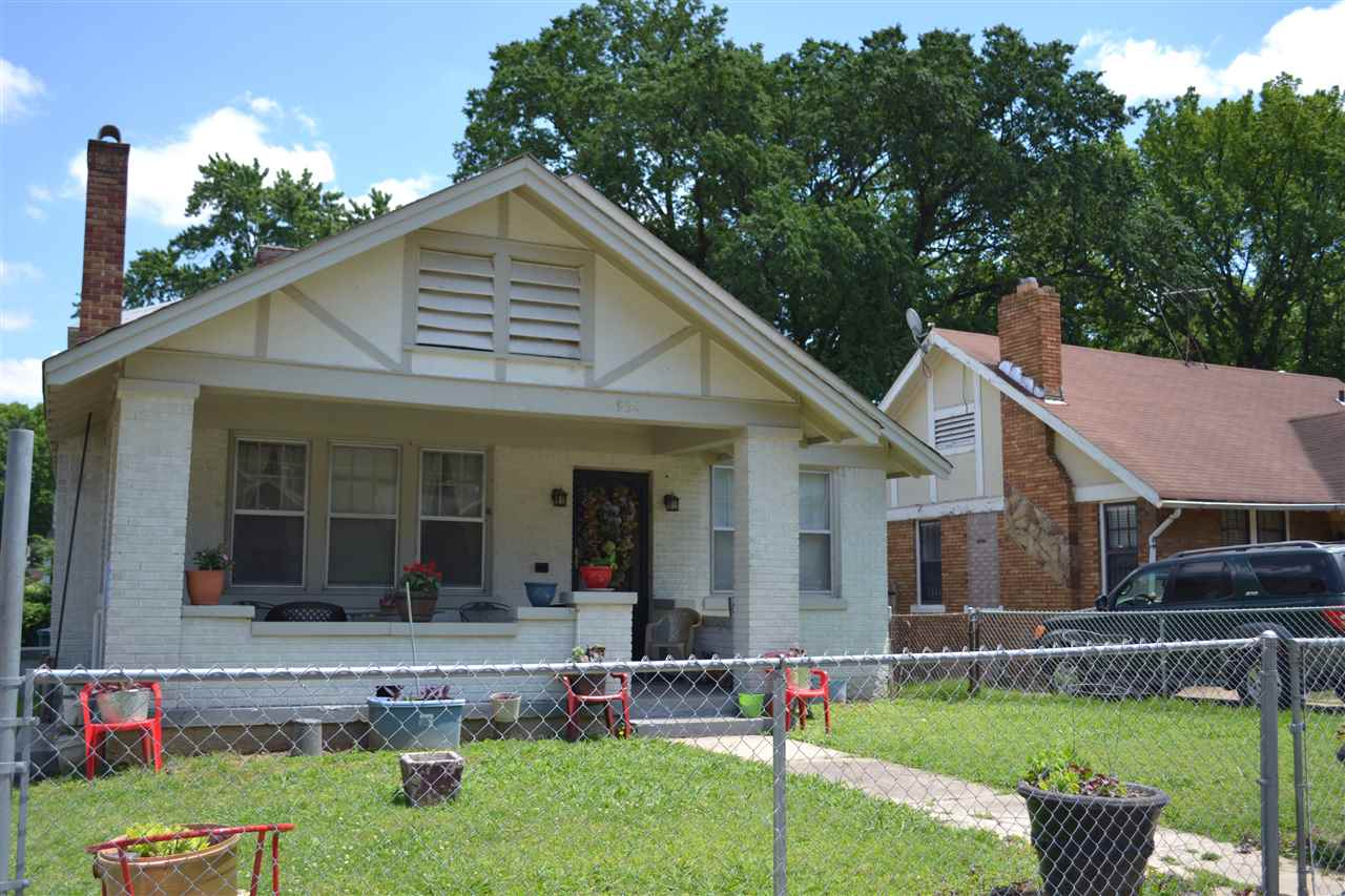 934 Maury Memphis, TN 38107 - MLS #: 10002788