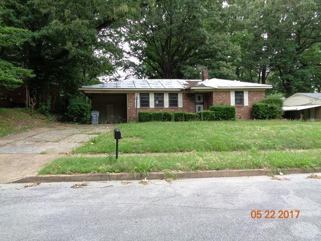 2340 Mcgowan Memphis, TN 38127 - MLS #: 10002972