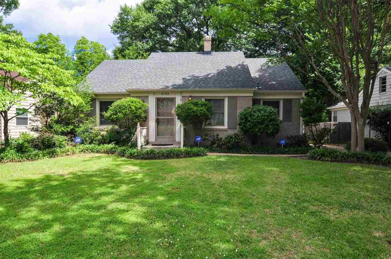 3592 MIMOSA AVE, Memphis, TN 38111
