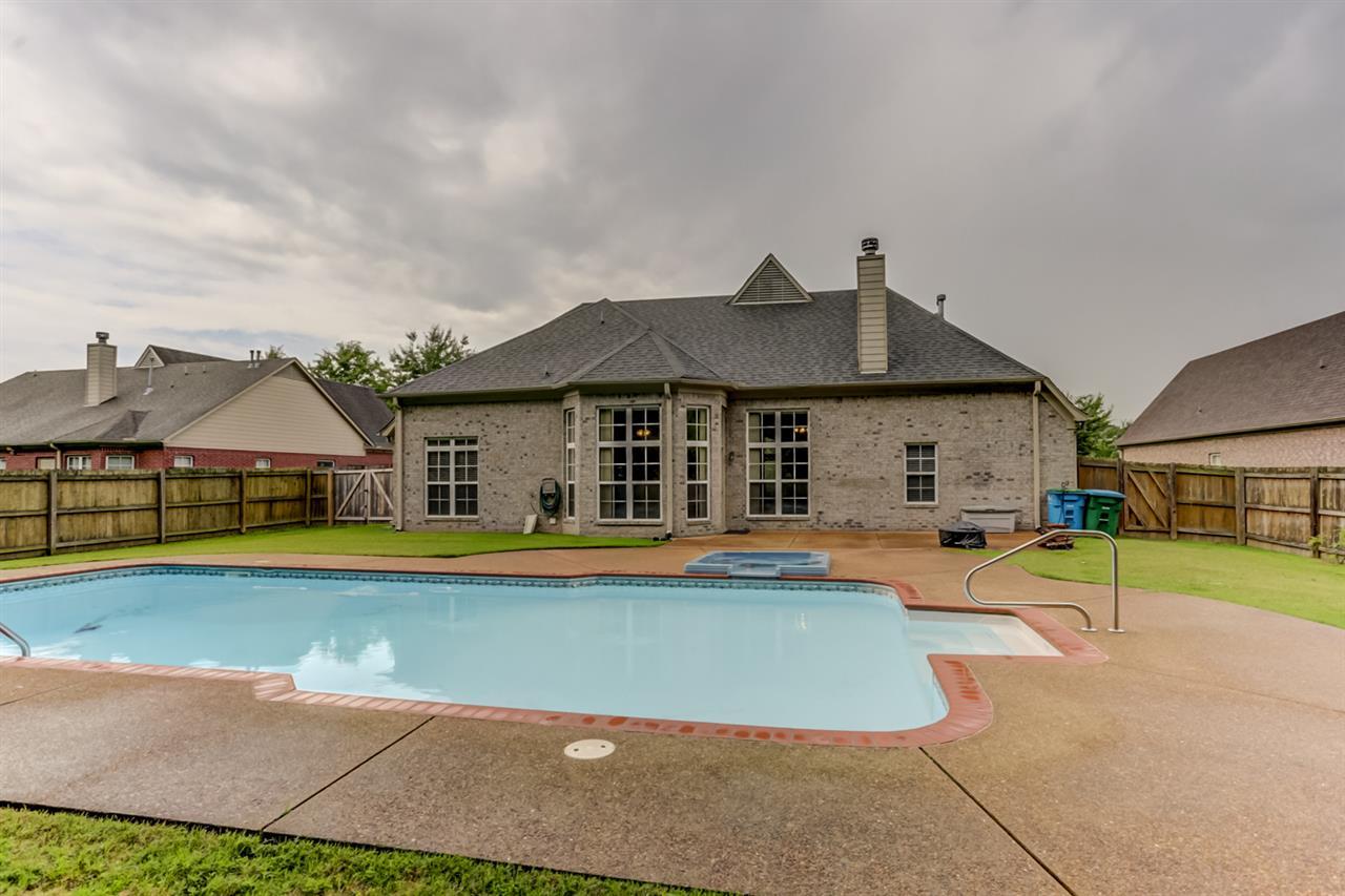 6158 Aubrey Ranch Arlington, TN 38002 - MLS #: 10003909