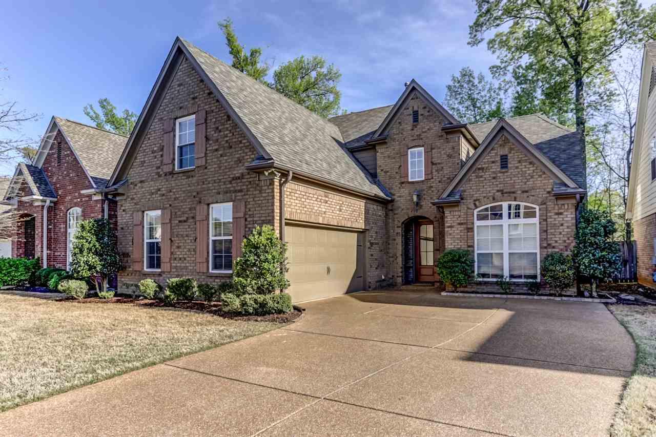 5211 Newton Oak Memphis, TN 38117 - MLS #: 10005081