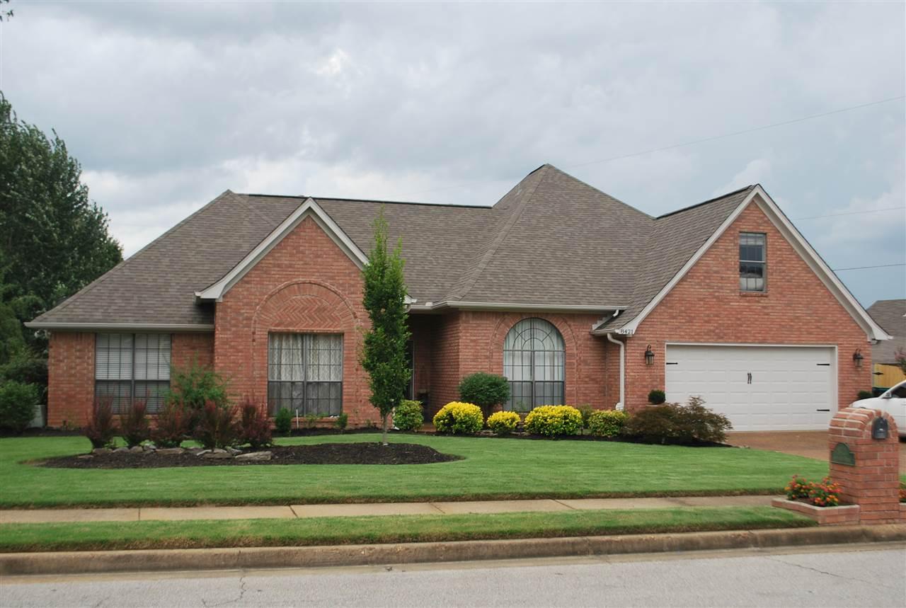 8421 Springer Memphis, TN 38018 - MLS #: 10005096