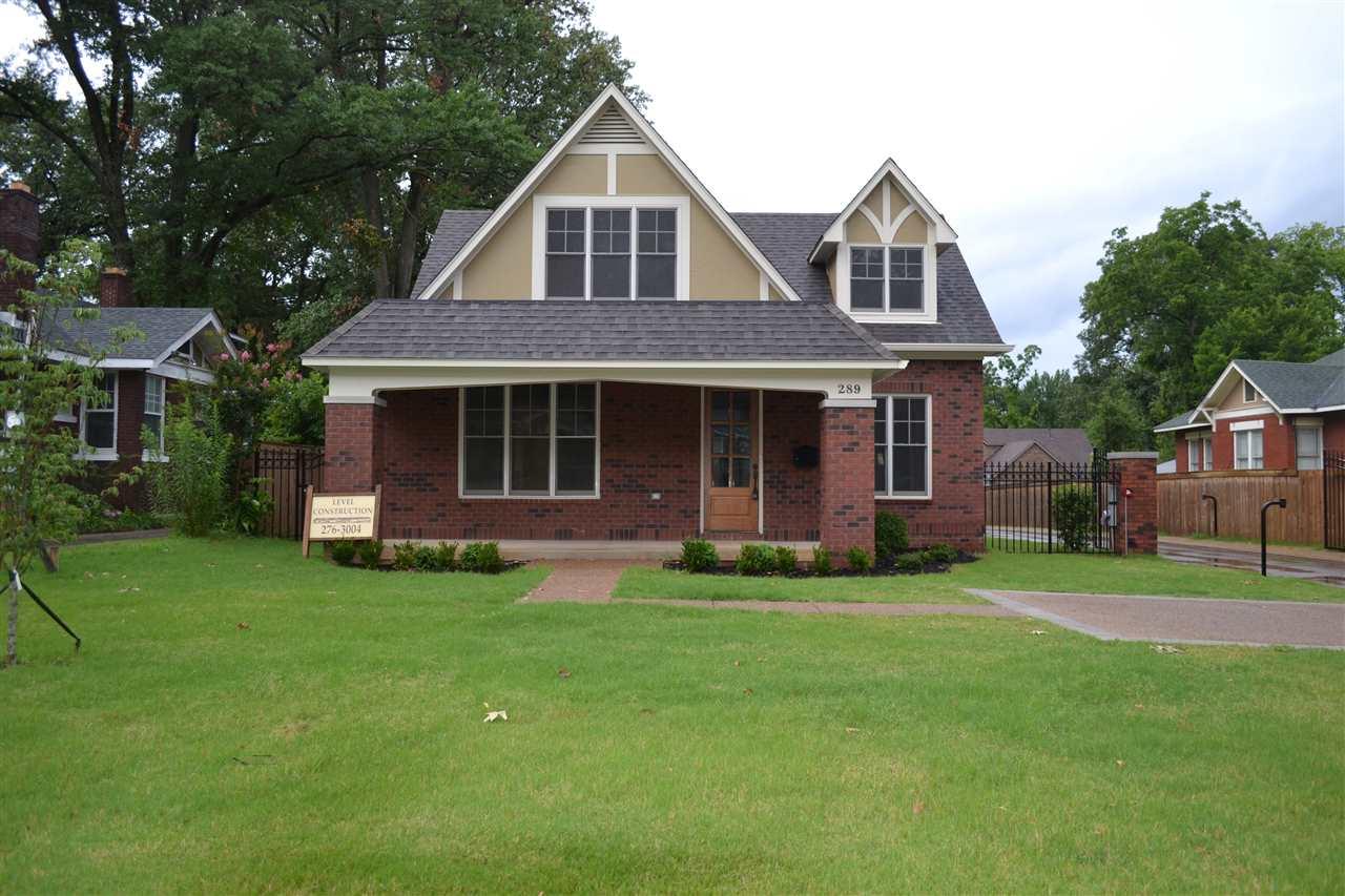 289 N MCLEAN BLVD, Memphis, TN 38112