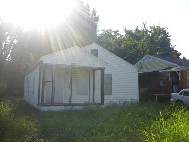 1584 Rice Memphis, TN 38108 - MLS #: 10005722