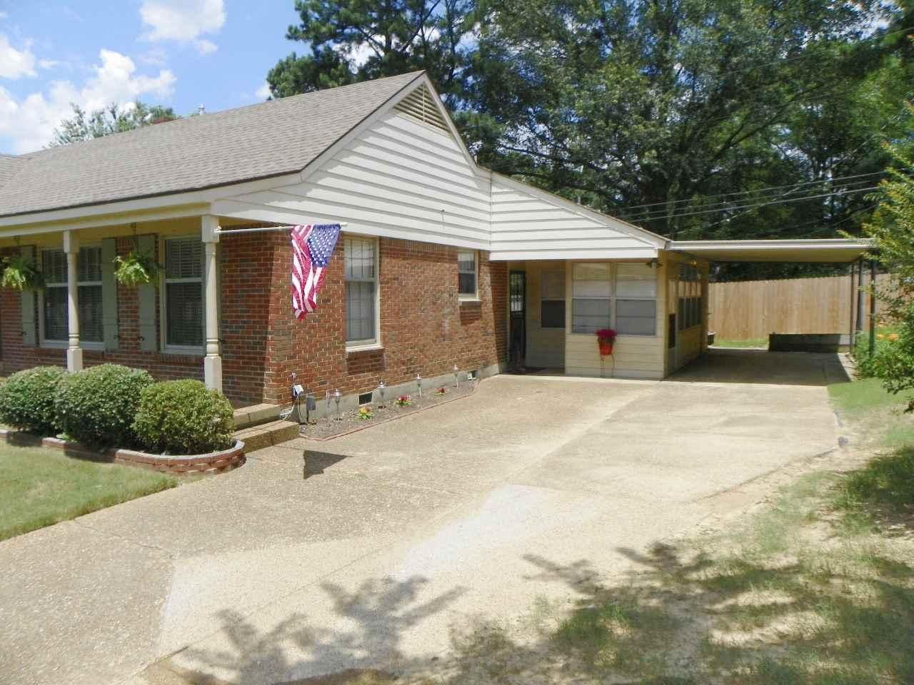 446 Rosser Memphis, TN 38120 - MLS #: 10005931