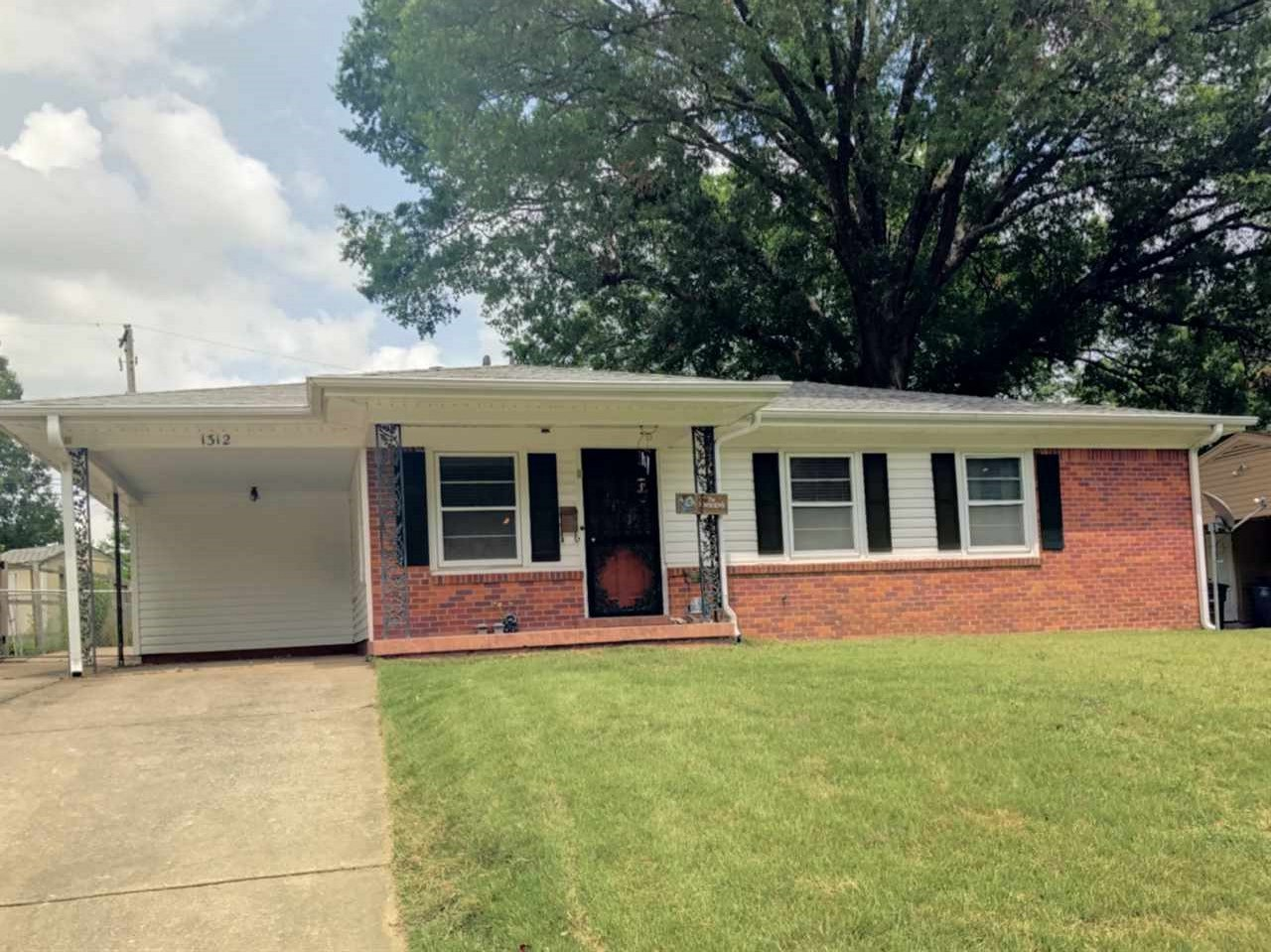 1312 S White Station Memphis, TN 38117 - MLS #: 10006538