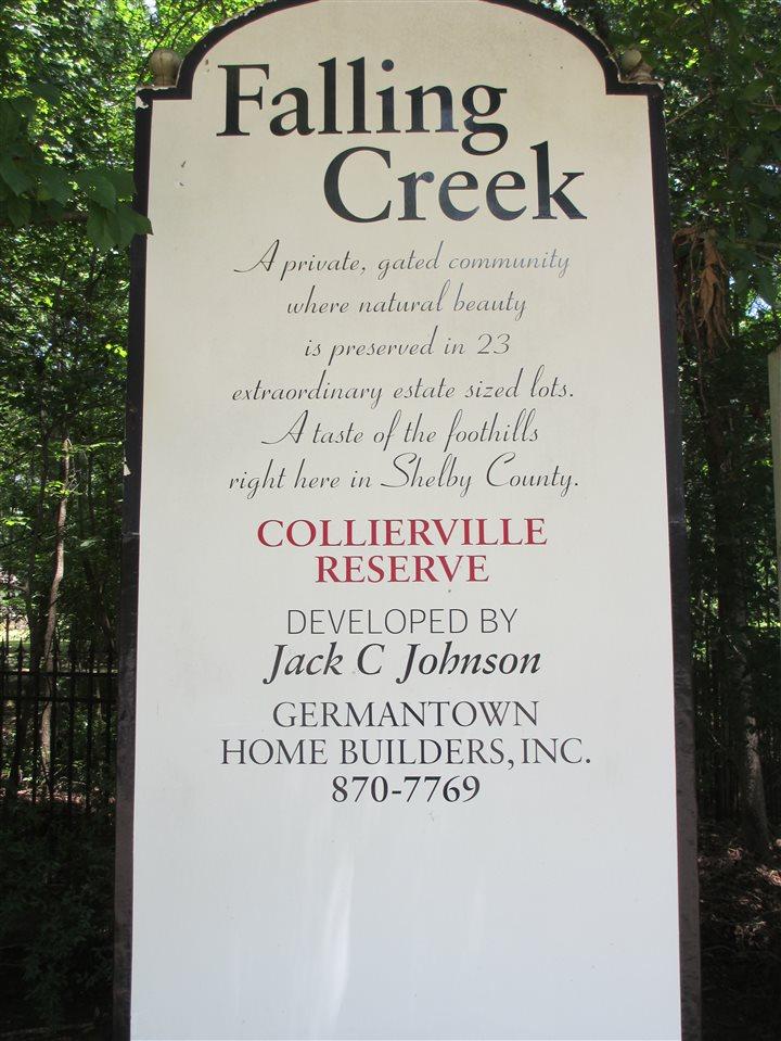 369 Falling Creek Eads, TN 38028 - MLS #: 10007115