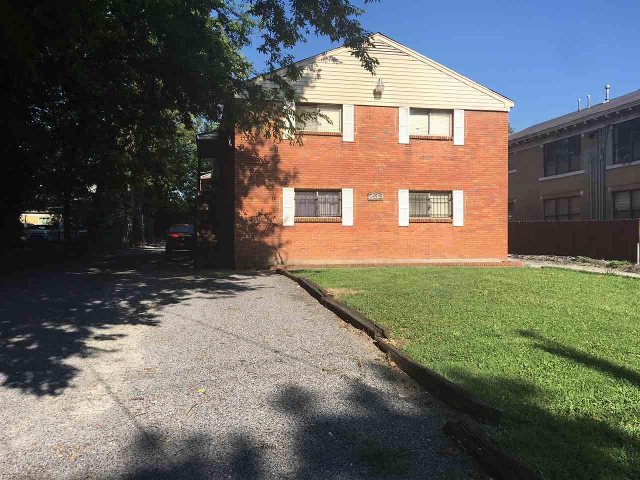 233 N Bellevue Memphis, TN 38105 - MLS #: 10007137