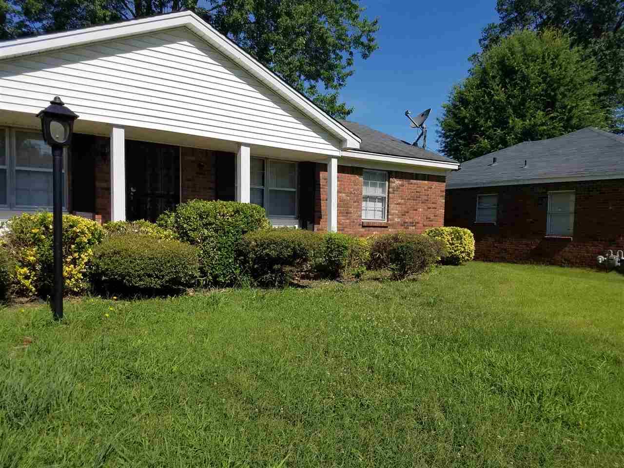 5305 Algiers Memphis, TN 38116 - MLS #: 10007142