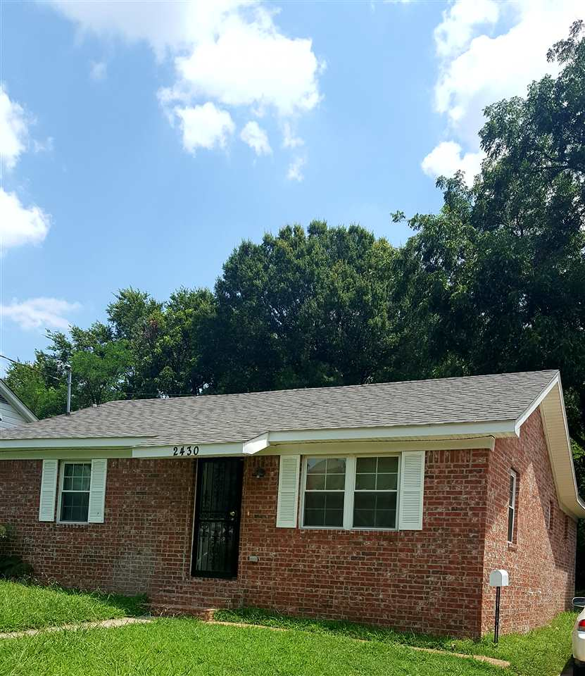 2430 Warren Memphis, TN 38106 - MLS #: 10007145