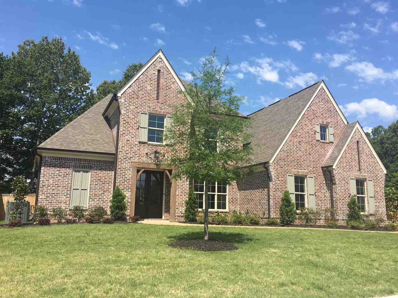 285 Saunders Creek Rossville, TN 38066 - MLS #: 10008181