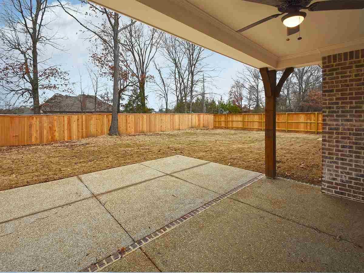 285 Saunders Creek Rossville, TN 38066 - MLS #: 10008181