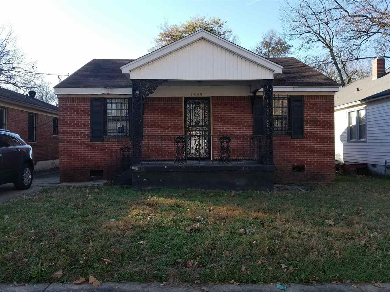 1589 DAVIS ST, Memphis, TN 38108