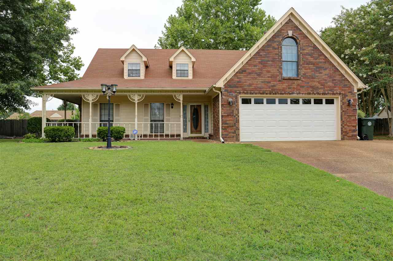 6734 Rabbit Den Bartlett, TN 38002 - MLS #: 10008708
