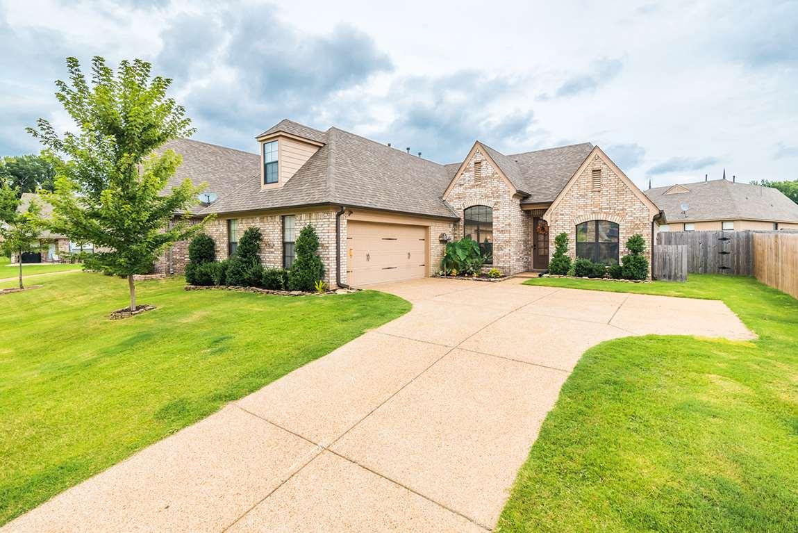 6056 Garrett Valley Arlington, TN 38002 - MLS #: 10008709