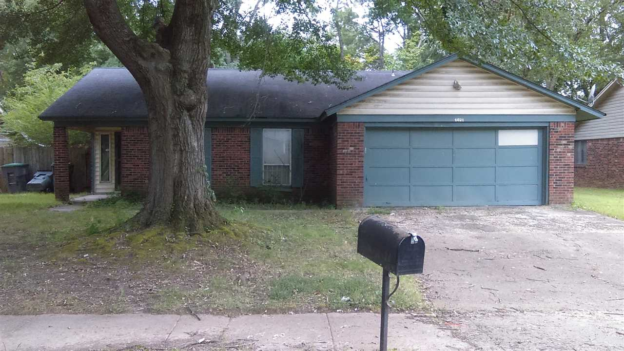 4021 Trudy Memphis, TN 38128 - MLS #: 10008760