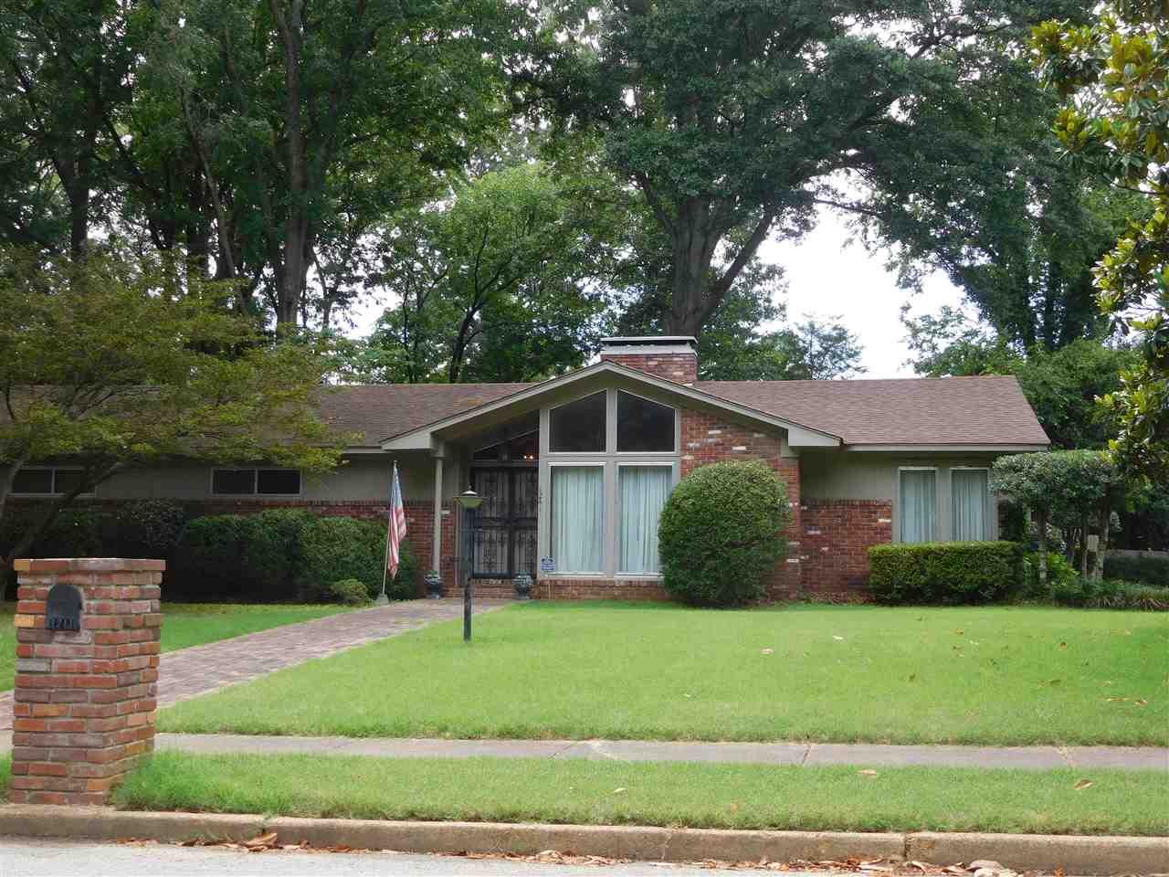 1241 Brookfield Memphis, TN 38119 - MLS #: 10008767