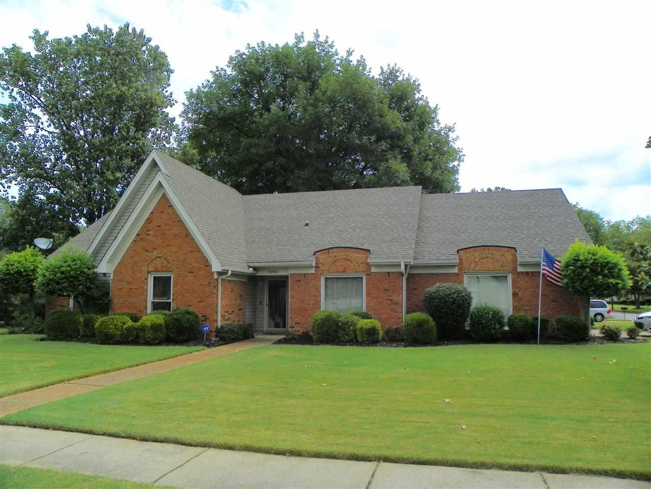 1960 Maple Creek Memphis, TN 38016 - MLS #: 10008773