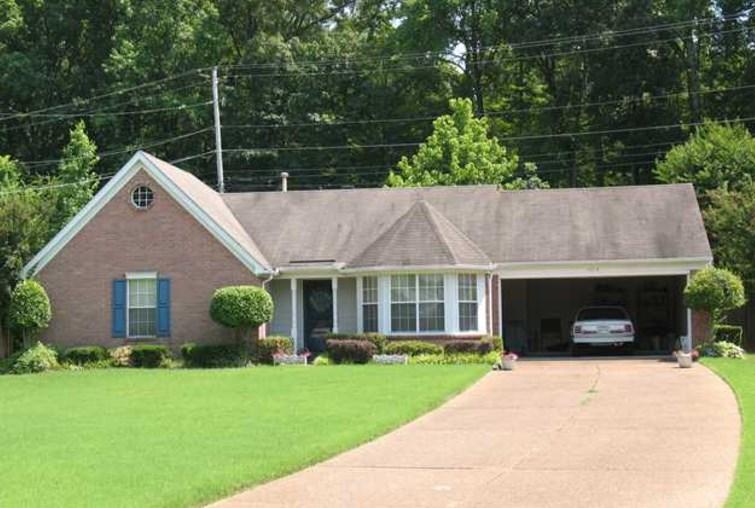 4314 S Appian Memphis, TN 38128 - MLS #: 10008790