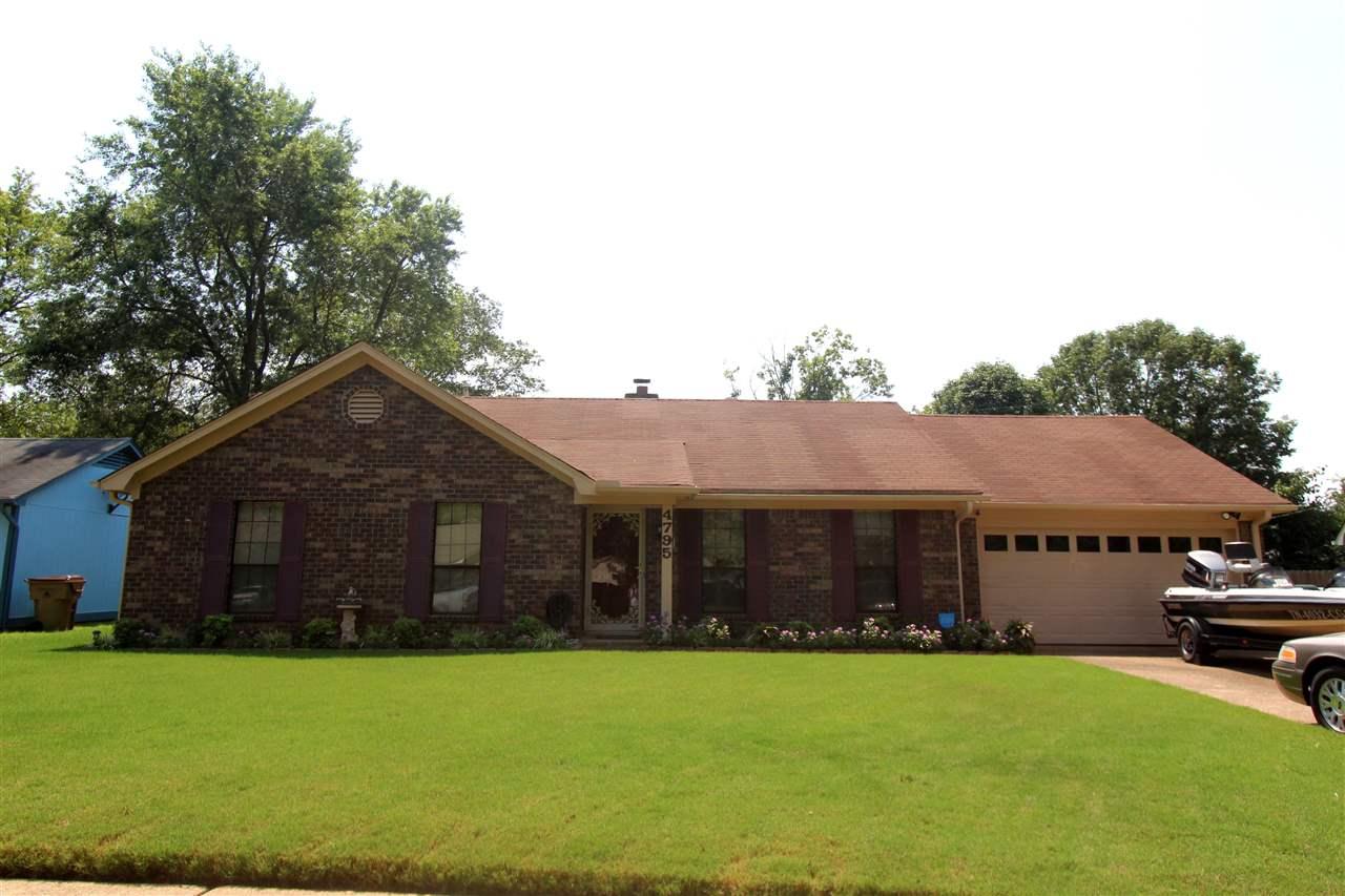4795 Northdale Memphis, TN 38128 - MLS #: 10008805