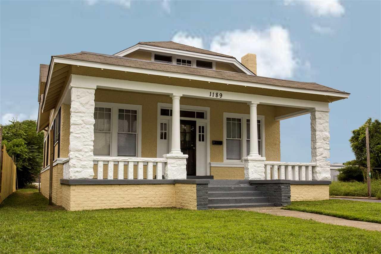 1189 Forrest Memphis, TN 38105 - MLS #: 10008810